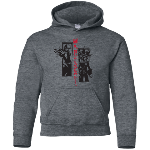 Dark Side Duel Youth Pullover Hoodie