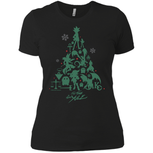 It's Time for Yule! Next Level Ladies' Boyfriend T-Shirt