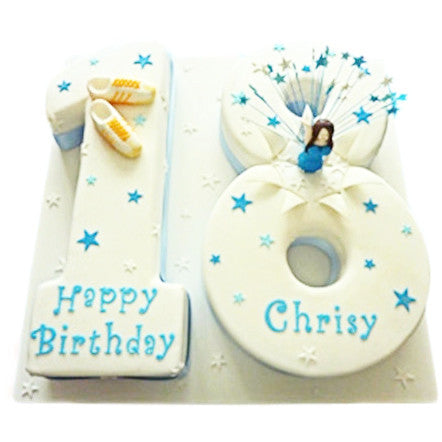 Phenomenal 18Th Birthday Cake Buy Online Free Uk Delivery New Cakes Funny Birthday Cards Online Bapapcheapnameinfo