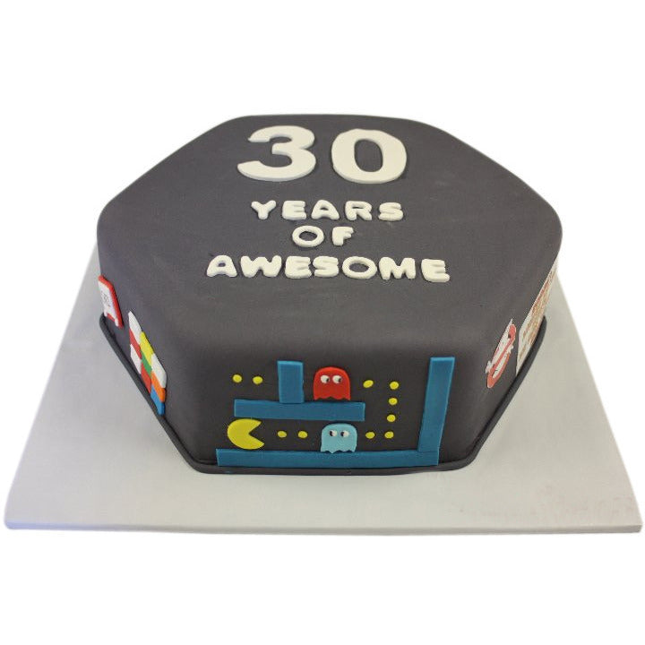Groovy 30Th Birthday Cake Buy Online Free Uk Delivery New Cakes Birthday Cards Printable Giouspongecafe Filternl