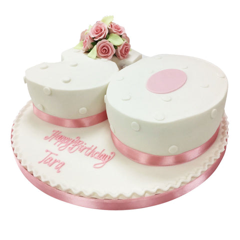Astonishing 50Th Birthday Cake Buy Online Free Uk Delivery New Cakes Personalised Birthday Cards Cominlily Jamesorg