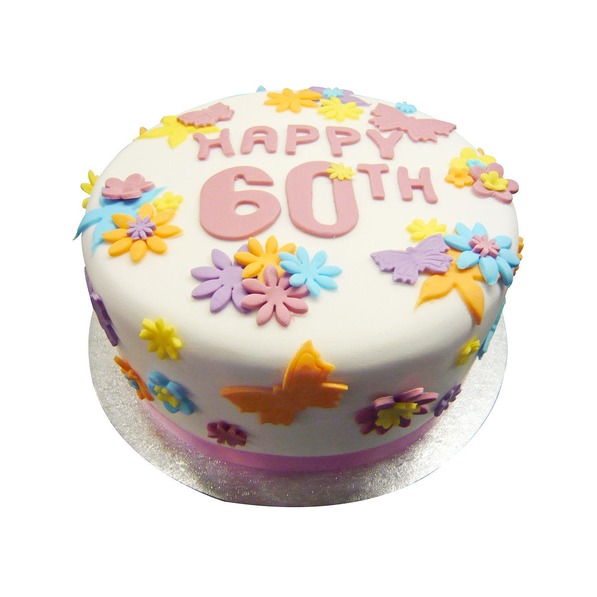Astounding 60Th Birthday Cake Buy Online Free Uk Delivery New Cakes Personalised Birthday Cards Paralily Jamesorg