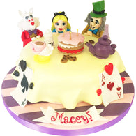 Alice in Wonderland - Last minute cakes delivered tomorrow!