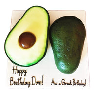 Avocado cake - Last minute cakes delivered tomorrow!