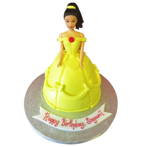 Beauty and the Beast Cake - Last minute cakes delivered tomorrow!