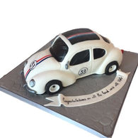 Beetle Car Cake - Last minute cakes delivered tomorrow!