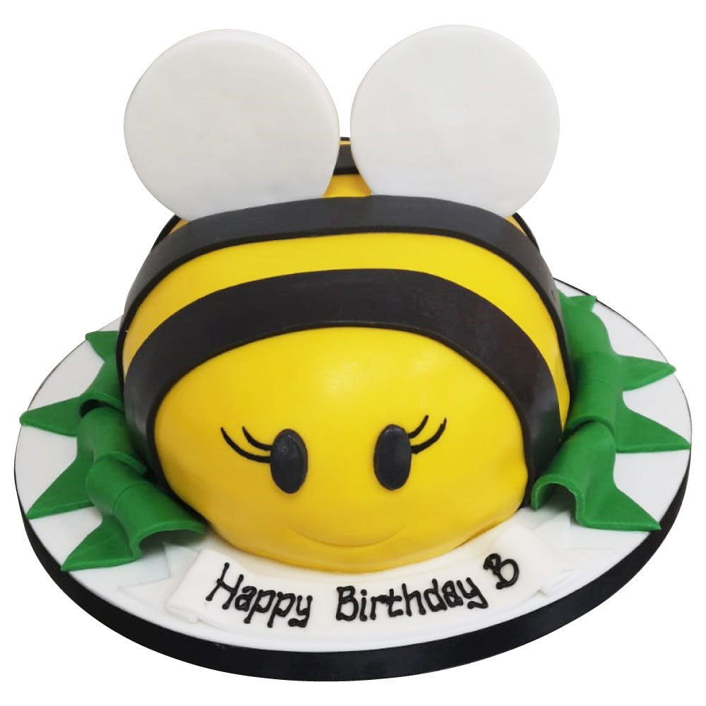 Wondrous Bumble Bee Cake Buy Online Free Uk Delivery New Cakes Personalised Birthday Cards Paralily Jamesorg