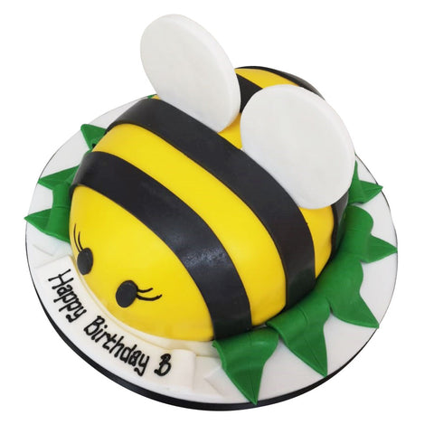 Marvelous Bumble Bee Cake Buy Online Free Uk Delivery New Cakes Personalised Birthday Cards Paralily Jamesorg