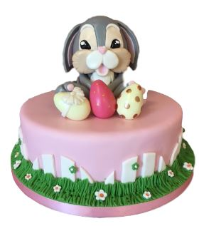 Bunny Cake - Last minute cakes delivered tomorrow!
