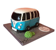 VW Campervan Cake - Last minute cakes delivered tomorrow!