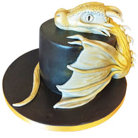 Dragon Cake - Last minute cakes delivered tomorrow!