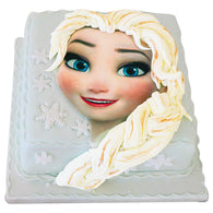 Frozen Elsa Cake - Last minute cakes delivered tomorrow!