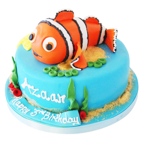 Finding Nemo Cake - Last minute cakes delivered tomorrow!