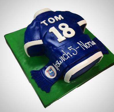 Awe Inspiring Football Cake Buy Online Free Uk Delivery New Cakes Funny Birthday Cards Online Aboleapandamsfinfo
