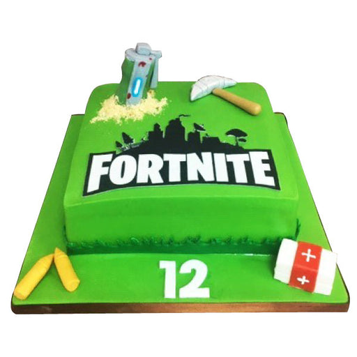 Fortnite Cake - Last minute cakes delivered tomorrow!