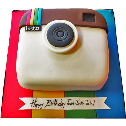 Instagram Cake - Last minute cakes delivered tomorrow!