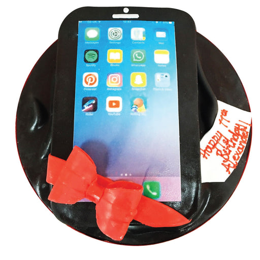 iPhone Cake - Last minute cakes delivered tomorrow!