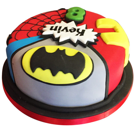 Remarkable Marvel Birthday Cake Buy Online Free Uk Delivery New Cakes Funny Birthday Cards Online Alyptdamsfinfo