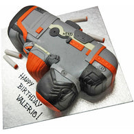 Nerf Gun Cake - Last minute cakes delivered tomorrow!