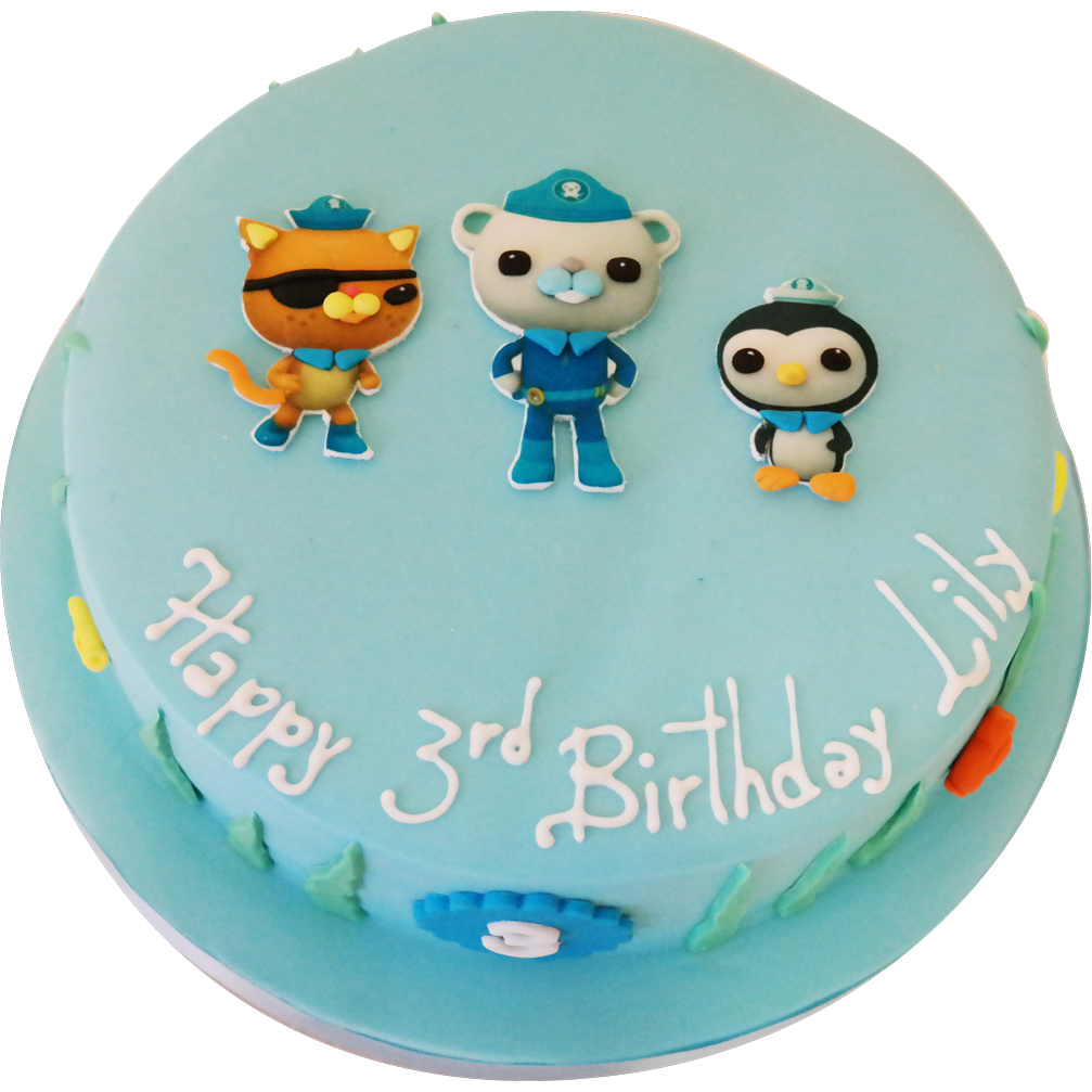 Awe Inspiring Octonauts Cake Buy Online Free Uk Delivery New Cakes Funny Birthday Cards Online Alyptdamsfinfo