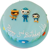 Octonauts Cake - Last minute cakes delivered tomorrow!