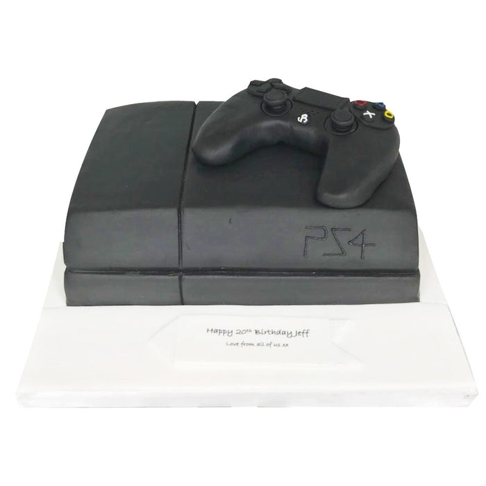 PS4 Cake - Last minute cakes delivered tomorrow!