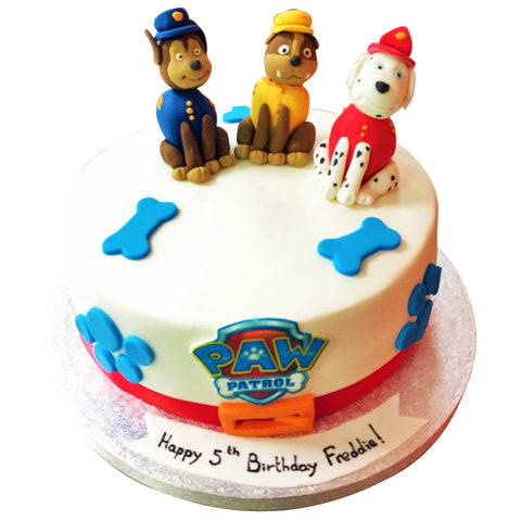Paw Patrol Cake - Last minute cakes delivered tomorrow!