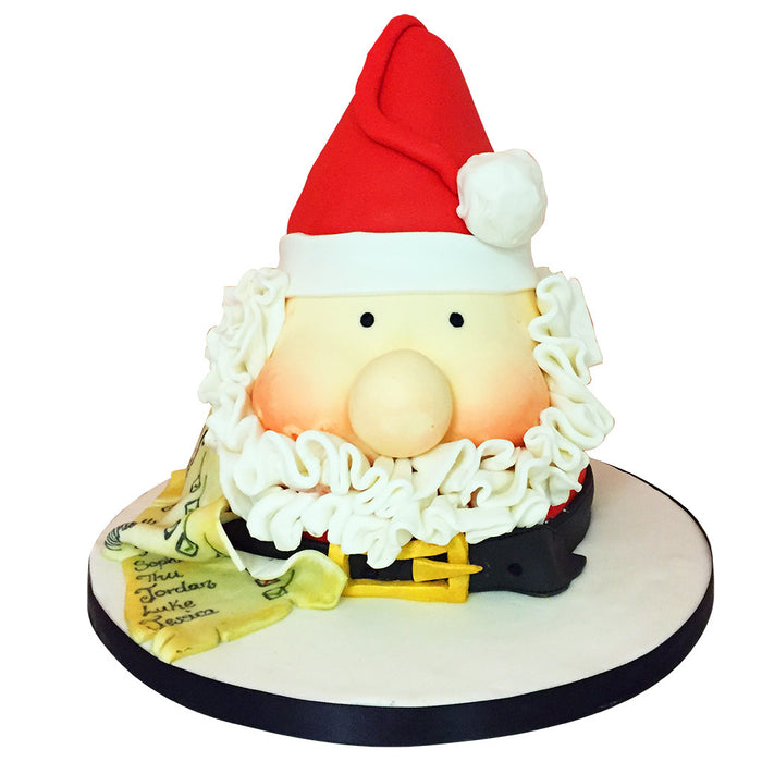 Santa Cake - Last minute cakes delivered tomorrow!