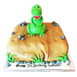 T-Rex Dinosaur cake - Last minute cakes delivered tomorrow!