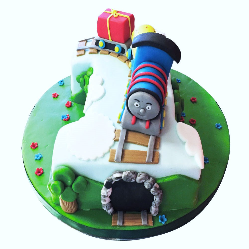Superb Thomas The Tank Engine Cake Buy Online Free Uk Delivery New Cakes Personalised Birthday Cards Sponlily Jamesorg