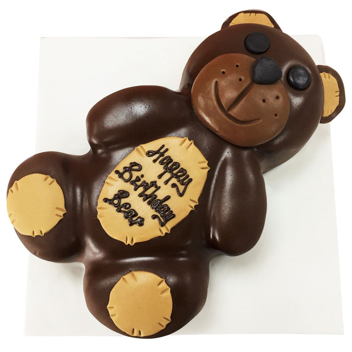 Teddy Bear Cake - Last minute cakes delivered tomorrow!