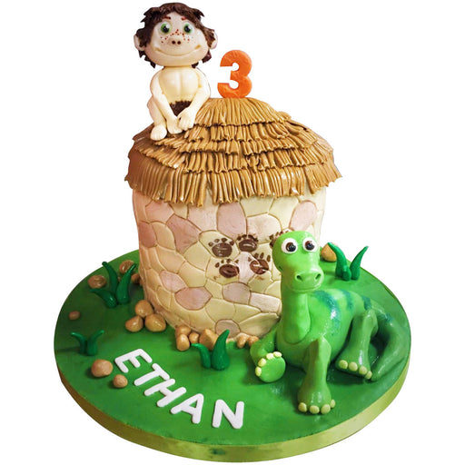 The Good Dinosaur Cake - Last minute cakes delivered tomorrow!