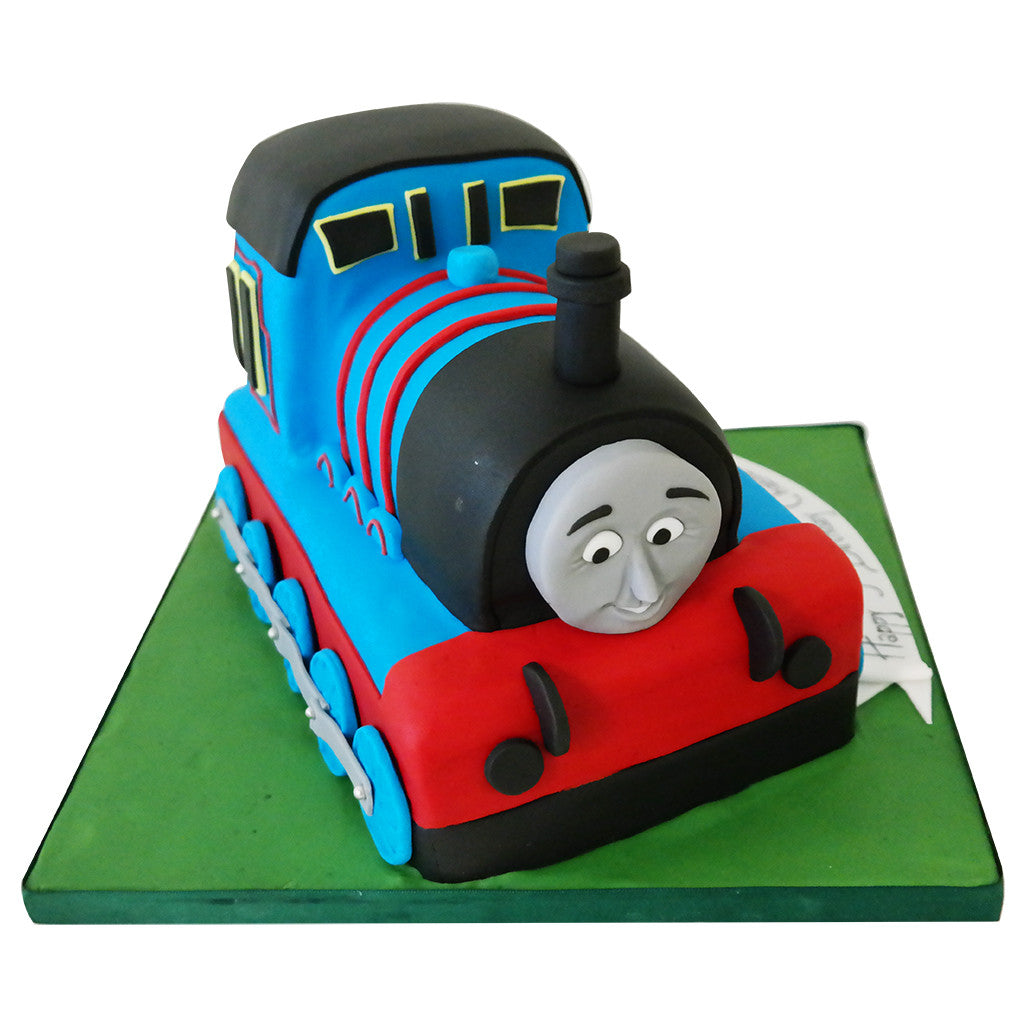 Thomas The Tank Engine Cake Free Next Day Delivery New