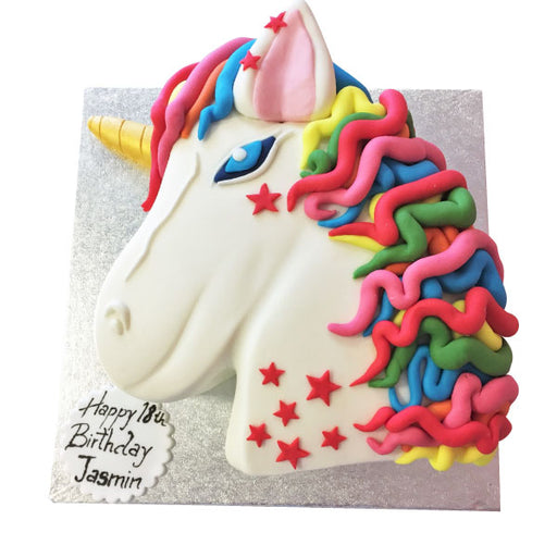 Unicorn Cake - Last minute cakes delivered tomorrow!