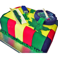 Marijuana Cake - Last minute cakes delivered tomorrow!