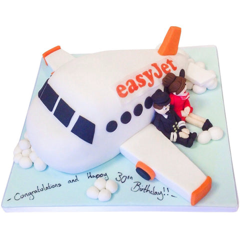 Aeroplane Cake - Last minute cakes delivered tomorrow!