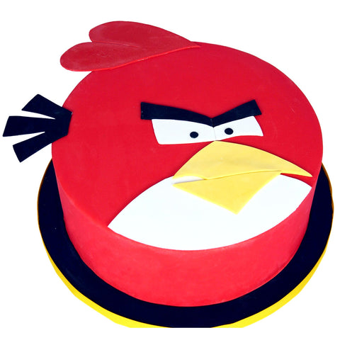 Angry Birds Cake - Last minute cakes delivered tomorrow!