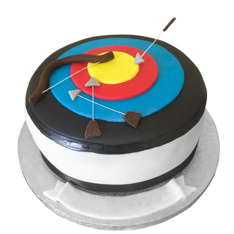 Archery Cake - Last minute cakes delivered tomorrow!