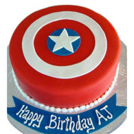 Avengers Cake - Last minute cakes delivered tomorrow!