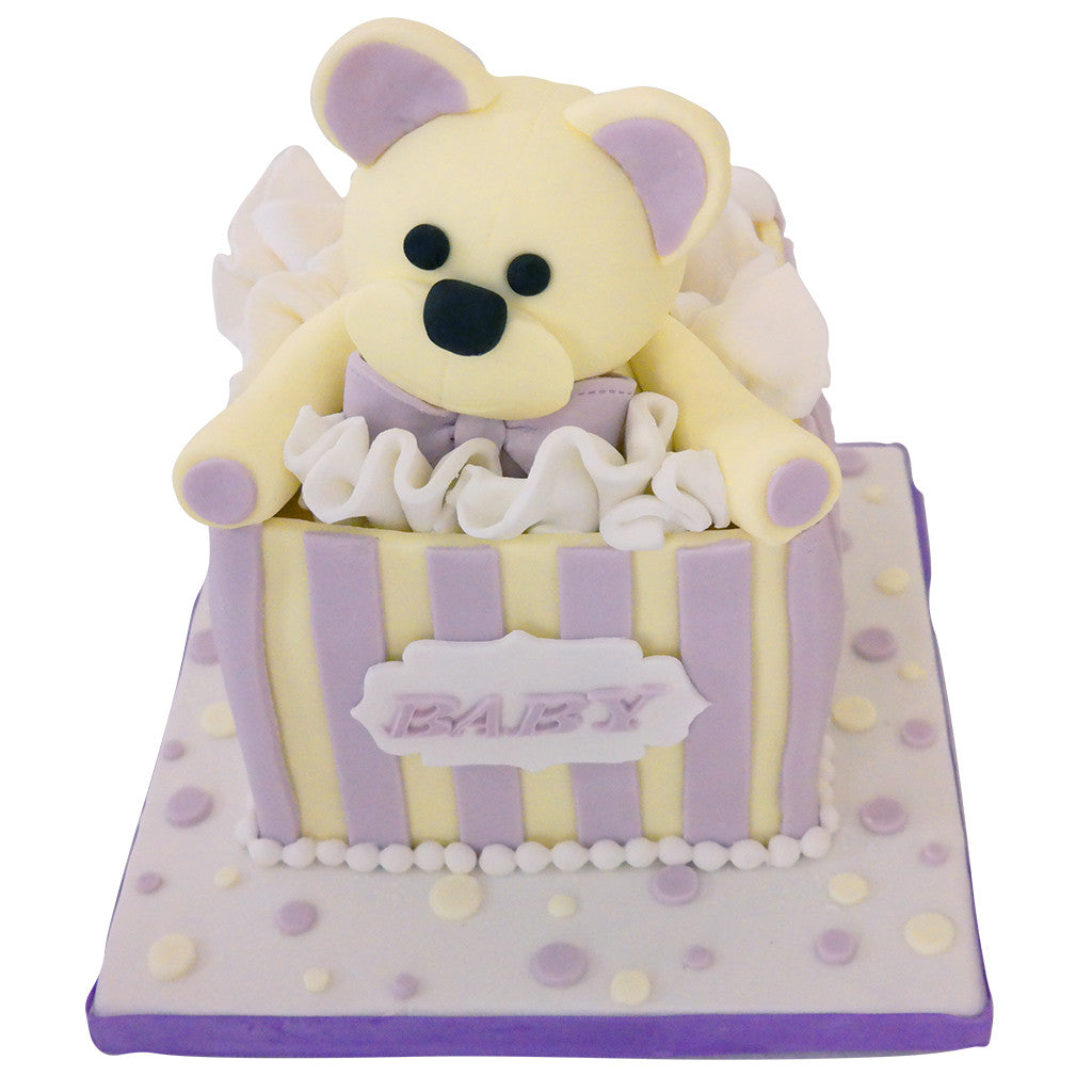 Baby Shower Teddy Bear- Free Next Day Delivery!