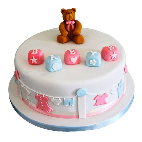 Baby Shower Cake - Last minute cakes delivered tomorrow!