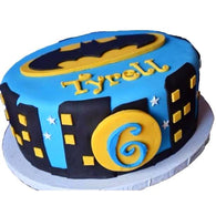 Batman Cake - Last minute cakes delivered tomorrow!