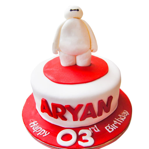 Big Hero 6 Baymax Cake - Last minute cakes delivered tomorrow!