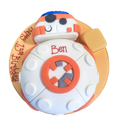 BB8 Cake - Last minute cakes delivered tomorrow!