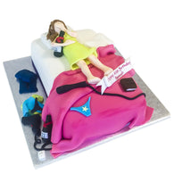 Funny Humorous Cakes For Women Free Next Day Delivery New
