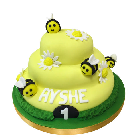Beehive Cake - Last minute cakes delivered tomorrow!