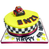 Blaze & The Monster Machines Cake - Last minute cakes delivered tomorrow!