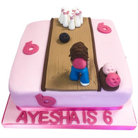 Bowling Cake - Last minute cakes delivered tomorrow!