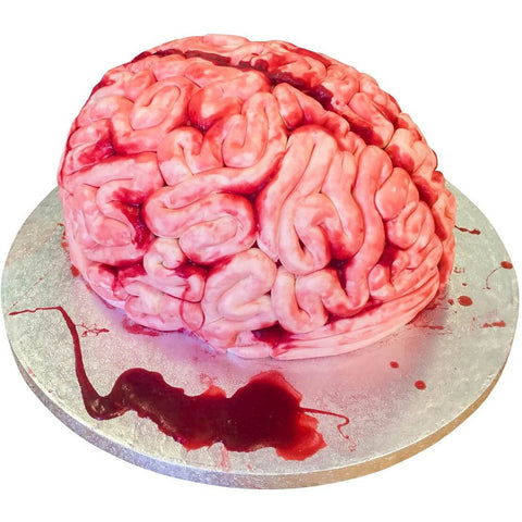 Brain Cake - Last minute cakes delivered tomorrow!