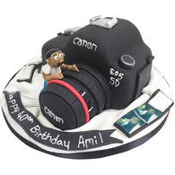 Camera Cake - Last minute cakes delivered tomorrow!
